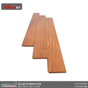 Sàn gỗ Glomax G126 hình 1