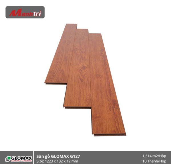 Sàn gỗ Glomax G127 hình 1