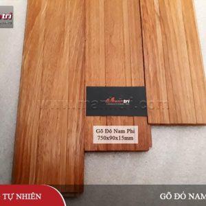 Sàn gỗ Gõ Đỏ Nam Phi 750