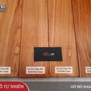 Sàn gỗ Gõ Đỏ Nam Phi 900