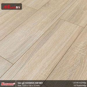 Sàn gỗ Kosmos KB1881 hình 2