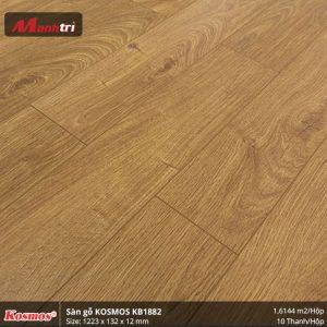 Sàn gỗ Kosmos KB1882 hình 2