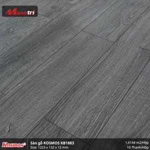 Sàn gỗ Kosmos KB1883 hình 2