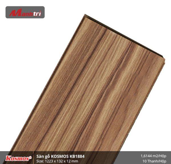 Sàn gỗ Kosmos KB1884 hình 1