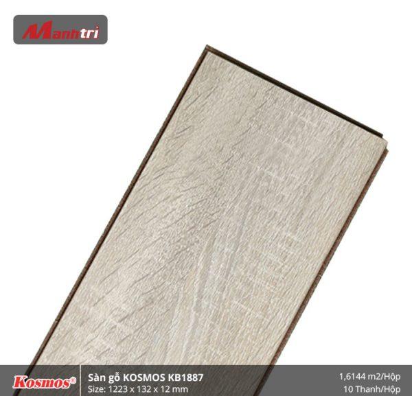 Sàn gỗ Kosmos KB1887 hình 1