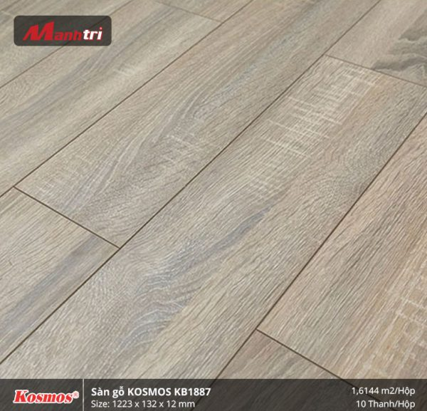 Sàn gỗ Kosmos KB1887 hình 2