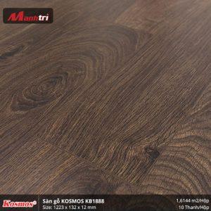 Sàn gỗ Kosmos KB1888 hình 2