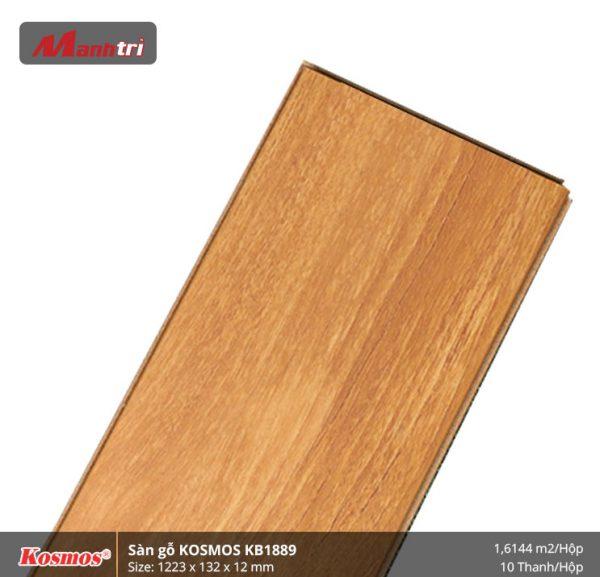 Sàn gỗ Kosmos KB1889 hình 1