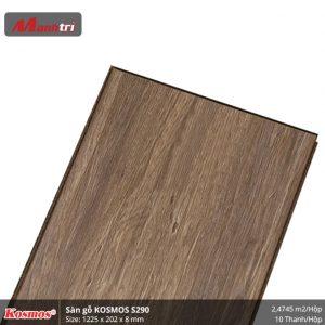 Sàn gỗ Kosmos S290 hình 1