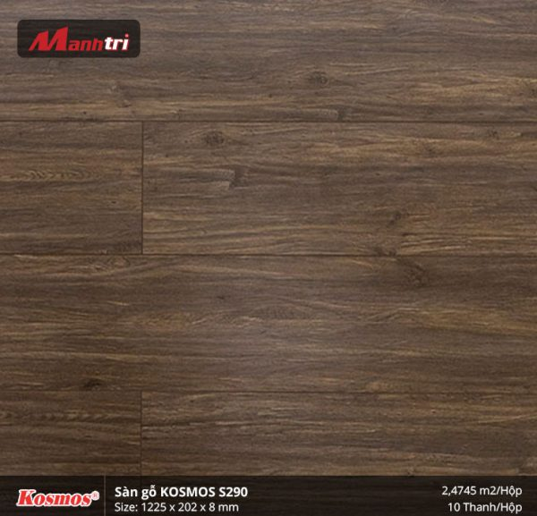Sàn gỗ Kosmos S290 hình 2