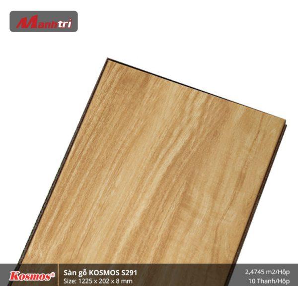 Sàn gỗ Kosmos S291 hình 1