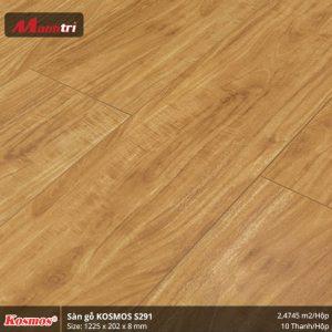 Sàn gỗ Kosmos S291 hình 2