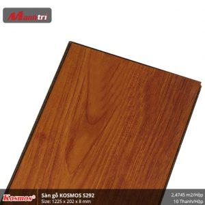 Sàn gỗ Kosmos S292 hình 1