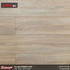 Sàn gỗ Kosmos S293 hình 3