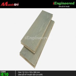 Sàn gỗ kỹ thuật xồi cà xước ie10 - 2