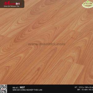 sàn gỗ Leowood W-07 hình 1