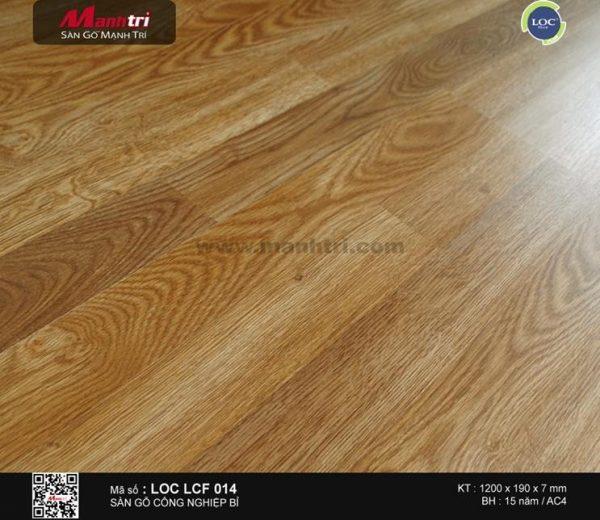 sàn gỗ Locfloor LC014