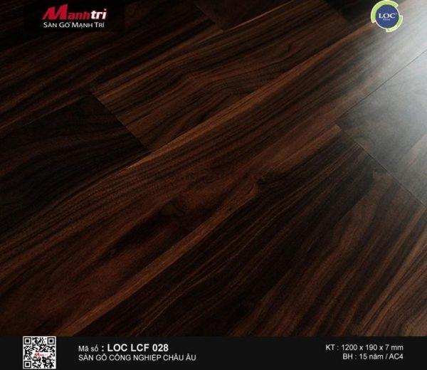 sàn gỗ Locfloor LCF028