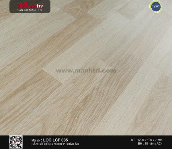 sàn gỗ LockFloor LC035