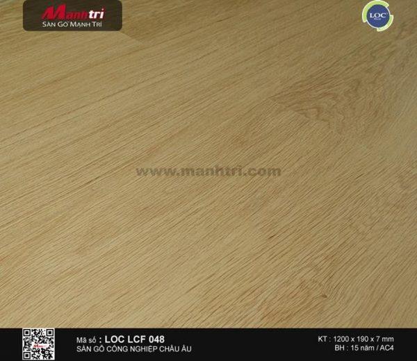 sàn gỗ locfloor LCF048