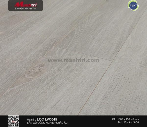 sàn gỗ Locfloor LVC045