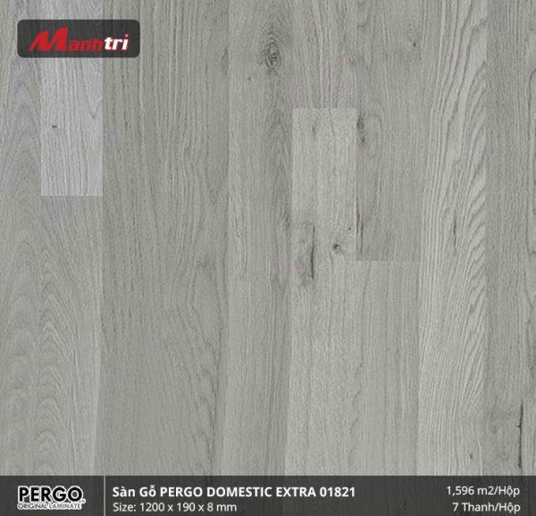 sàn gỗ pergo Domestic Extra 01821 hình 1