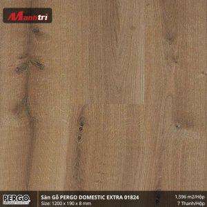 sàn gỗ pergo Domestic Extra 01824 hình 1
