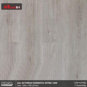 sàn gỗ pergo Domestic Extra 1459 hình 1
