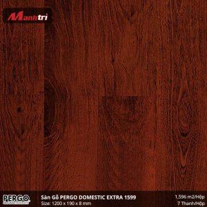 sàn gỗ pergo Domestic Extra 1599 hình 1