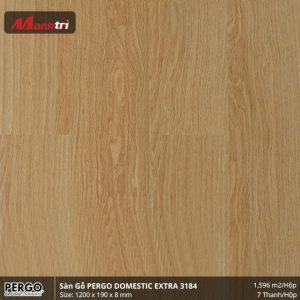 sàn gỗ pergo Domestic Extra 3184 hình 1