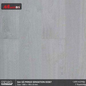 sàn gỗ pergo Sensation 03367 hình 1