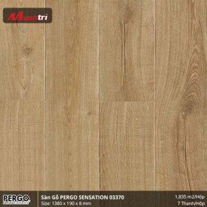 sàn gỗ pergo Sensation 03370 hình 1