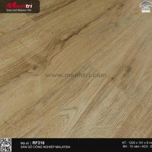 Sàn gỗ Rainforest RF316