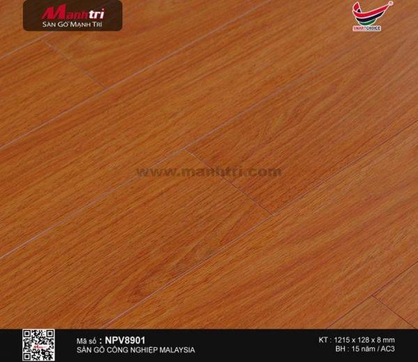 sàn gỗ Smartchoice NPV801