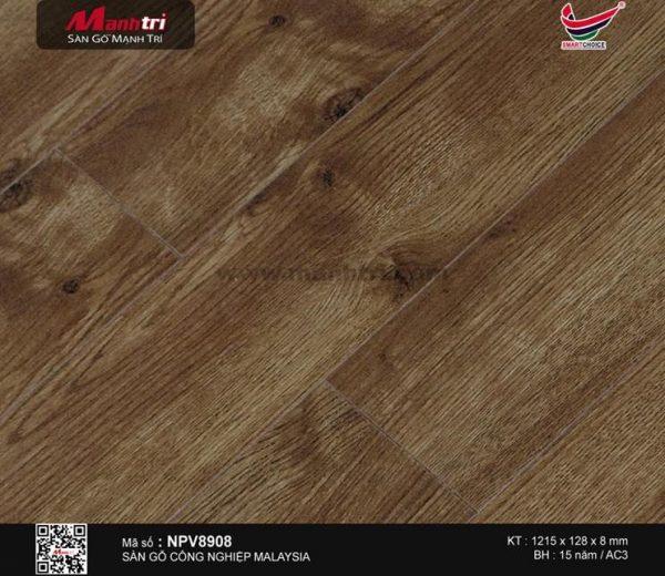 sàn gỗ Smartchoice NPV8908