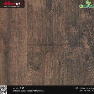Sàn gỗ SmartWood 2931