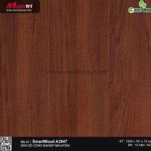 Sàn gỗ SmartWood A2947
