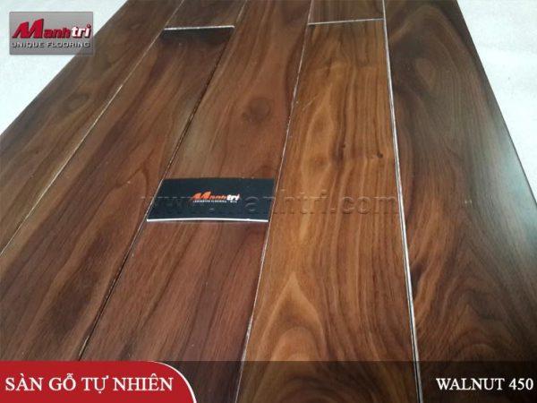 Sàn gỗ Walnut 450