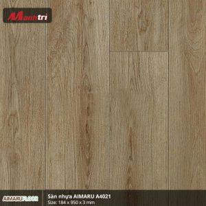 Sàn nhựa Aimaru 3mm A4021