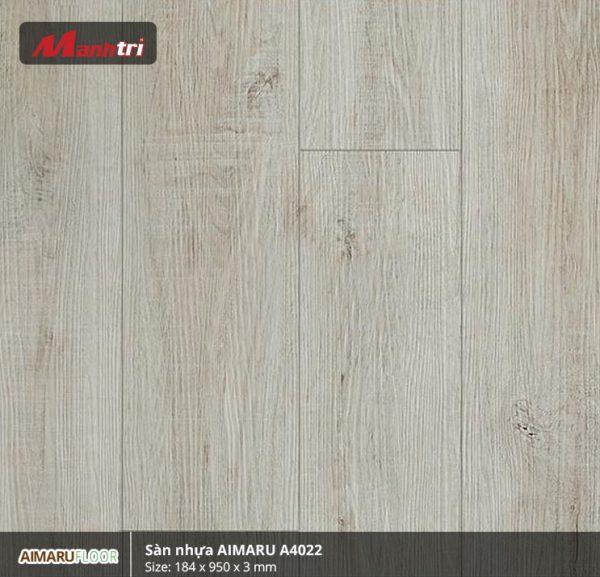 Sàn nhựa Aimaru 3mm A4022
