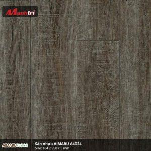 Sàn nhựa Aimaru 3mm A4024