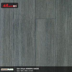 Sàn nhựa Aimaru 3mm A4030