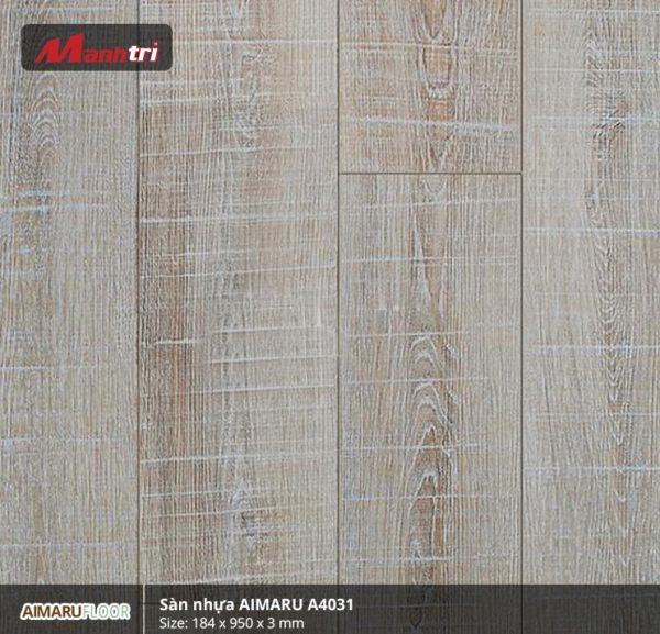Sàn nhựa Aimaru 3mm A4031