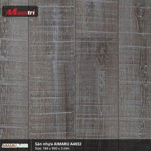 Sàn nhựa Aimaru 3mm A4032