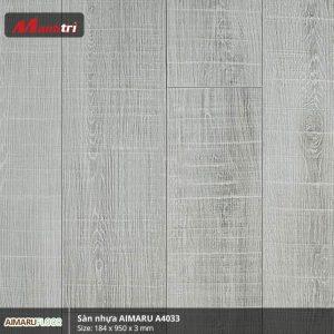 Sàn nhựa Aimaru 3mm A4033