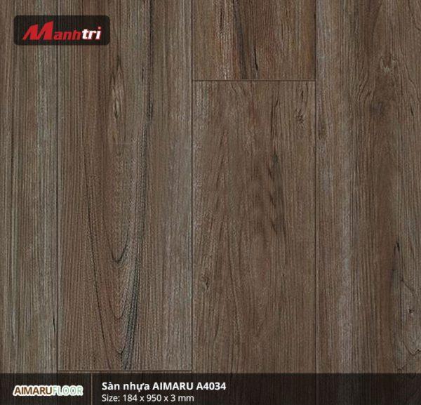 Sàn nhựa Aimaru 3mm A4034
