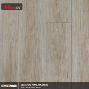 Sàn nhựa Aimaru 3mm A4035