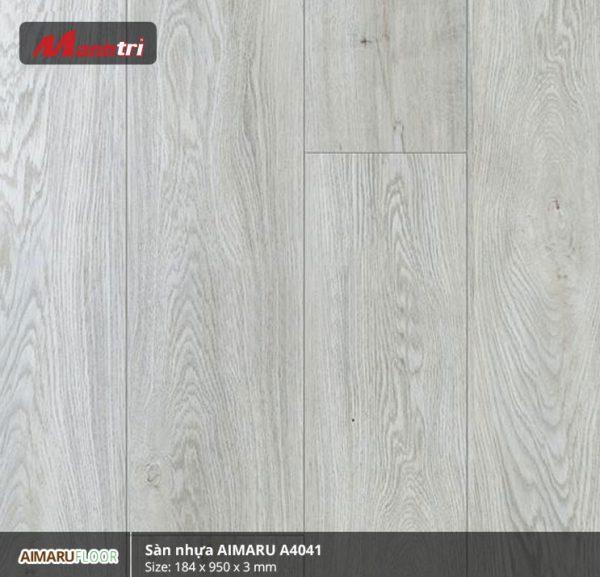 Sàn nhựa Aimaru 3mm A4041