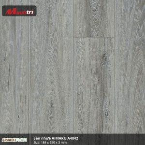 Sàn nhựa Aimaru 3mm A4042
