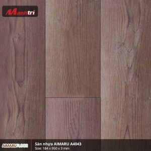 Sàn nhựa Aimaru 3mm A4043